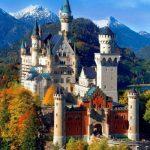 Nemačka - Dvorci Bavarske